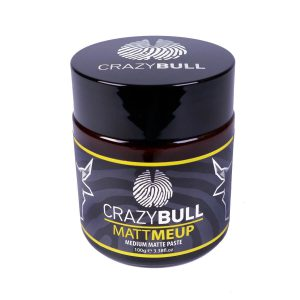 Crazy Bull MattMeUp Matte Paste 100ml