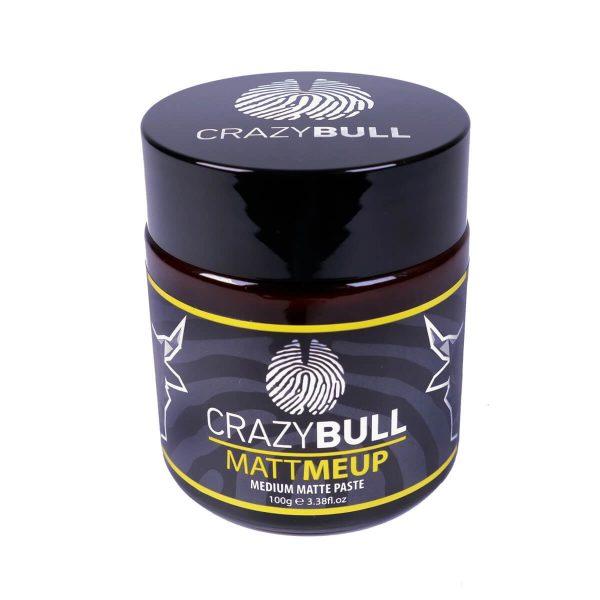 Crazy Bull MattMeUp Matte Paste 100ml