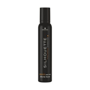 Schwarzkopf silhouette invisible hold mousse 200ml
