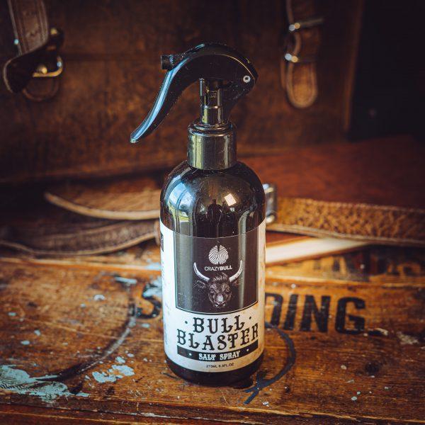 crazybull bull blaster salt spray james barbershop - Crazy Bull - Bull Blaster Salt Spray (275ml) - James' Barbershop